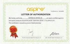 Another Seller Trying To Pass Off Fakes As Authentic Aspire Products