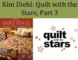 45 best Quilt With the Stars images on Pinterest | Quilt tutorials ... & Kim Diehl: Quilt with the Stars, Part 3 Adamdwight.com