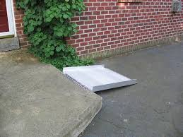 bay area portable wheelchair ramps dealers
