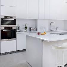 modern white kitchens. Modern White Kitchens T