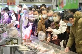 Inflación en China se dispara por coronavirus y alcanza su mayor nivel en nueve años - Diario Financiero