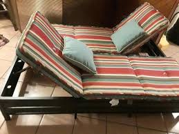 double chaise lounger mainstays double chaise lounge cushions