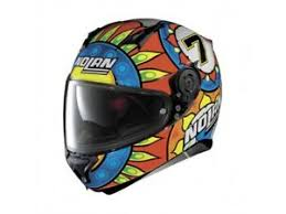 Details About Helmet Full Face Nolan N87 Gemini Replica Chaz Davies 54 Metal Black M