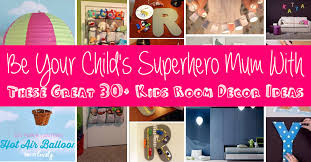 kids room decor ideas cute diy projects