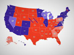 What happens if US election is a tie?