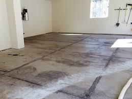 professional garage floor coating vs diy kits