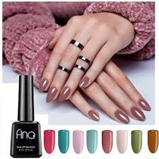 Pretty Nail Designs And Colors Gel Nail Designs Soak Off Polish French Manicure Uv Lamp
