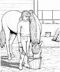 Free Printable Horse Coloring Pages For Kids Coloring Pages