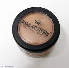 makeup studio face it cream foundation review