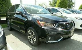 2018 acura cdx.  2018 2018 acura mdx redesign and photos usa car driver  2019 acura cdx intended