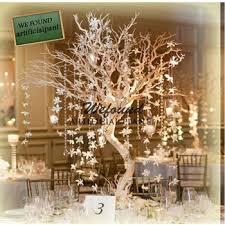 hanging crystals for wedding centerpieces. wf07092 fashion crystal silver manzanita tree wedding table decoration centerpieces 40\u0026quot; hanging crystals for a