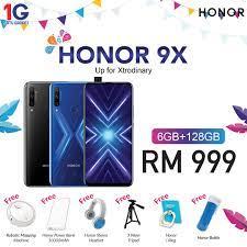 honor 9x 6gb 128gb original