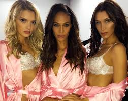 we re so into the victoria s secret angels new make up looks
