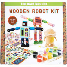 Toys Designed By Artists Kid Made Modern Modern House Craft Kit Kids Arts Crafts Toys Doll House
