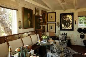 british interior design. The Style Saloniste: Positively British: San Francisco Interior Designer Jonathan Rachman Transforms A Napa Valley Farmhouse Into An Evocative Retreat With British Design L