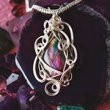 Designer Wire Jewelry Go Wild With Freeform Wire Jewelry Design Steps Interweave