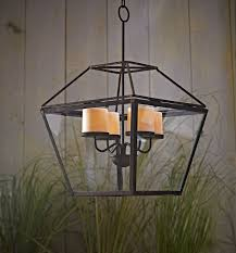 country living candle chandelier with led candles your way regarding outdoor prepare 18