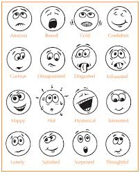 Inside Out Feelings Chart Printable Printable Feelings Chart Lovely Disney Pixar Inside Out