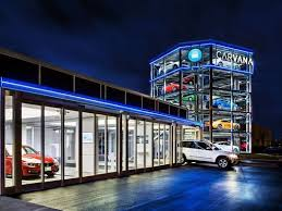 Carvana Vending Machine Atlanta Delectable Tempe May Get Carvana's Usedcar Vending Machine