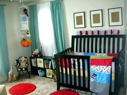 crib set nursery good bedding pottery barn dr seuss baby target