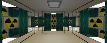 Ic2 Reactor Designs This Trippy Hallway Leading Up To My Ic2 Reactor Bunker