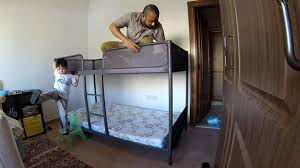 Time Lapse Build Ikea Tuffing Bunk Bed - YouTube