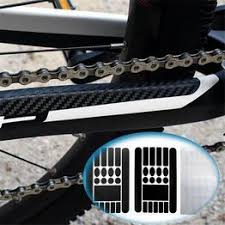 1pcs Bicycle Chain Protective Sticker Road Bike Folding ... - Vova