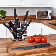 Classement Comparatif Top Sets De Couteaux De Cuisine En Juill