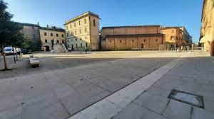 JESI / Corso Matteotti: sistemata la pavimentazione davanti alle Grazie -  QdM Notizie