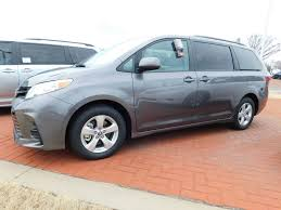 2018 New Toyota Sienna LE FWD 8-Passenger at Fayetteville Autopark ...