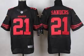 49ers 49ers Elite Jersey Elite Elite 49ers Black Jersey Black Black