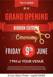 invitation flyer grand opening invitation card grand opening event invitation flyer banner poster