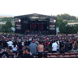 Five Point Amphitheater Seating Chart Irvine Meadows Amphitheatre Wikipedia