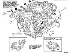 94 mercury grand marquis 4 6l v8 both coils firing order graphic