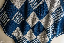 Creighton's Blanket Free Stitch Sampler Crochet Pattern Magnificent Crochet Patterns