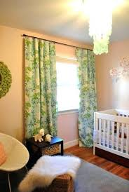 blackout shades for baby room. Diy Blackout Shades Baby Girls Pink Nursery With Colorful Blue And Green Floral Curtains Featuring A . For Room S