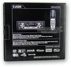 kenwood ez500 cd mp3 wma receiver with remote (ez 500) Kenwood 500 at Kenwood Ez500 Wiring Diagram