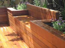 Retaining Wall Seating Timber Composite Deck Builders Melbourne Decking Melbourne