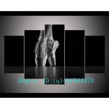2021 ballet shoes canvas prints wall