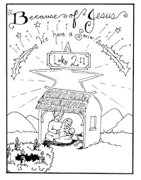 free nativity coloring pages printable for kids   pixelpictart.com