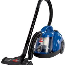 best budget canister vacuum bissell zing rewind bagless canister vacuum