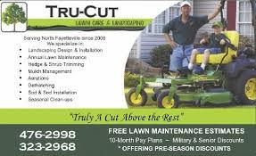 lawn care fayetteville nc. Simple Care Tru Cut Lawn Care U0026 Landscaping On Fayetteville Nc
