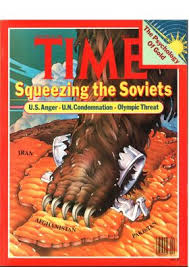 Image result for 1980, the Summer Olympics magazines