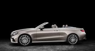 Motor Design Class Mercedes Benz E Class Cabriolet Puristic Design