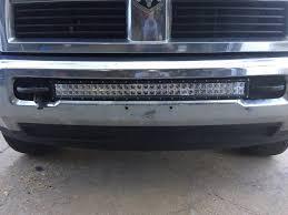 2004 Dodge Ram Bumper Light Bar