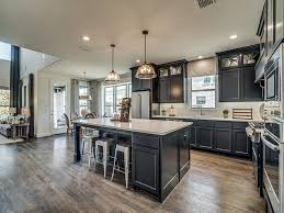 castle hills southpointe model kitchen