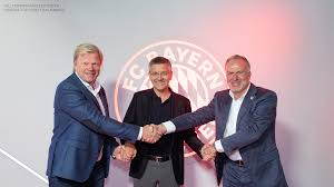 The complainant is fc bayern münchen ag, a stock corporation which since 2002, operates the soccer activities of fc bayern münchen e.v., a registered association founded in 1900. Karl Heinz Rummenigge Steps Down As Ceo Oliver Kahn Succeeds Him On 1 July