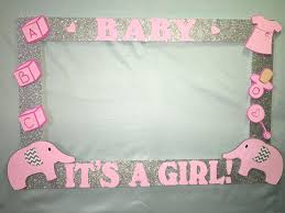 baby shower photo booth frame photo booth frame to take pictures elephant birthday baby shower pink baby shower photo booth frame