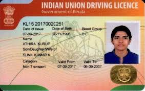 Driving - Licence Security The Features New Hindu Have To