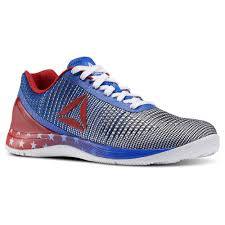 reebok crossfit shoes blue. reebok - crossfit nano 7 weave vital blue / white primal red cm9513 crossfit shoes
